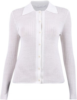 IRO Tianak Ribbed Knitted Top