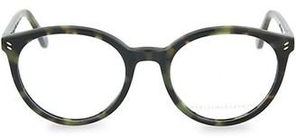 Stella McCartney 52MM Round Core Optical Glasses