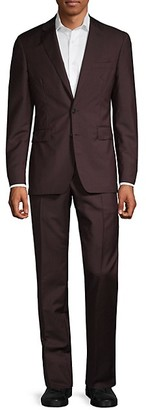 Burberry Soho-Fit Wool Mohair Suit