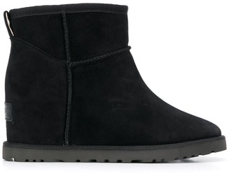 UGG Shearling Ankle Boot