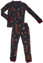 PJ Salvage Boy's Western PJ Set