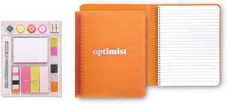 Kate Spade optimist stationery set