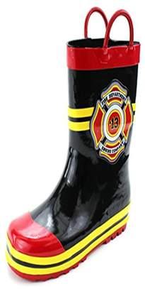 Sg Footwear Fireman Costume Rainboot