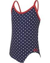 Zoggs Ladybug Yaroomba Floral Swimsuit
