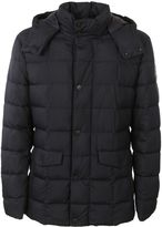 Fay Snap Closure Padded Jacket