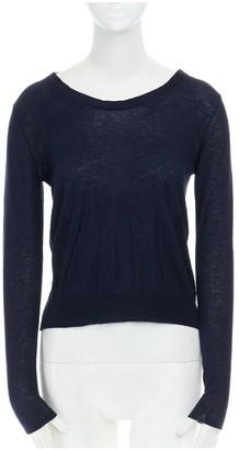 3.1 Phillip Lim Blue Silk Knitwear for Women