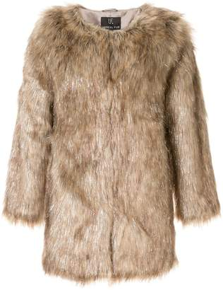 Wanderlust faux fur Coat