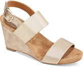 Style&Co. Style & Co Fillipi Wedge Sandals, Created for Macy's Women's Shoes