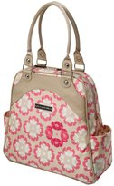 Petunia Pickle Bottom Glazed Sashay Satchel - Picnic in Portugal