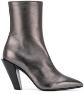 A.F.Vandevorst mid-calf pointed boots