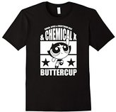 Powerpuff Girls Chemical X Buttercup Youth Adult Graphic Tee