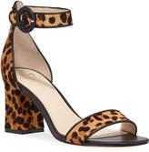 Marc Fisher Karleely Leopard-Print Sandals