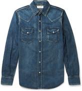 Saint Laurent - Western Denim Shirt