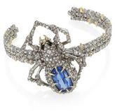 Alexis Bittar Elements Crystal-Encrusted Spider Cuff