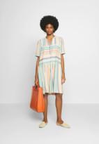Culture CUamalia Dress - Day Dress - Emberglow - XS . | cotton | emberglow
