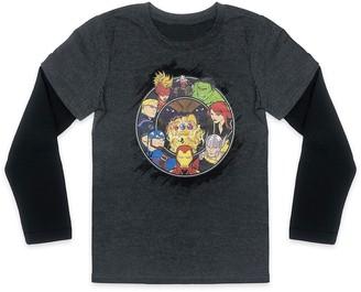 Disney The Avengers Long Sleeve T-Shirt for Kids