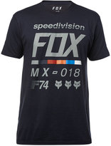 Fox Men's Draftr Graphic-Print T-Shirt
