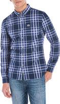 Superdry Plaid Washbasket Button-Down Shirt