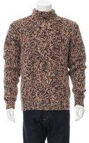 Dries Van Noten Chunky-Knit Turtleneck Sweater