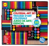 Alex Artist Studio Colossal Art Set with 315 Pieces