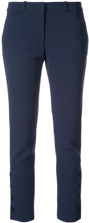 Altuzarra slim cropped trousers