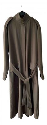 ASOS Green Polyester Coats
