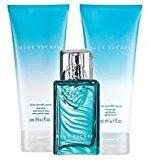 Avon Blue Escape for Her - 3pc Set - Perfume, Body Gel, & Lotion