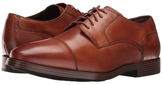 Cole Haan Jay Grand Cap Oxford (Black) Men's Lace up casual Shoes
