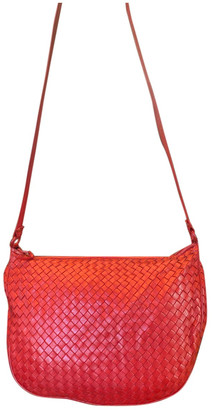 Colombo Red Leather Handbags
