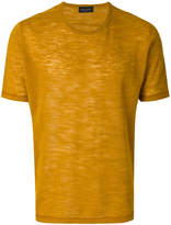 Roberto Collina structured T-shirt
