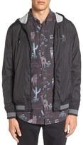 VISSLA 'Daymer' Hooded Nylon Coach Jacket