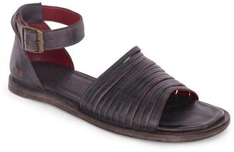 Bed Stu Sliced Leather Adjustable Sandals - Lilia