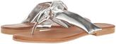 Cordani Silver Iman Leather Sandal