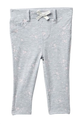 Levi's Rib Waistband Knit Leggings (Baby Girls)
