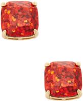 Kate Spade Women's Glitter Square Stud Earrings
