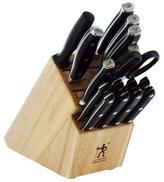 Zwilling J.A. Henckels J.A. 17-pc. Forged Premio Cutlery Set