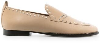 Isabel Marant Studded Slip-On Loafers