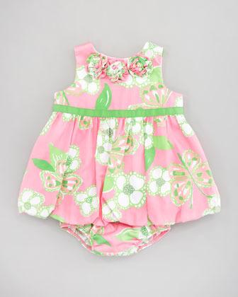 Lilly Pulitzer Pretty Pink Tootie Britta Dress
