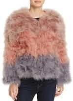 Pellobello Fluffy Feather Fever Multi-Color Jacket - 100% Exclusive