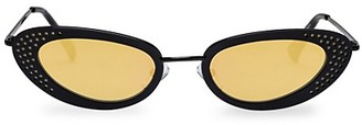 Le Specs Luxe 62MM The Royale Cat-Eye Sunglasses