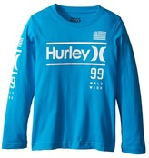 Hurley Pride Only Long Sleeve Tee (Little Kids)