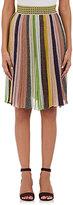 Missoni Women's Metallic Striped Skirt-PINK