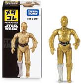 Disney C-3PO Mini Metal Action Figure by Takara Tomy