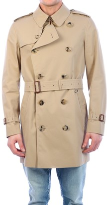 Burberry Wimbledon Short Trench Coat
