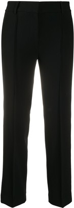 MICHAEL Michael Kors Cropped-Leg Trousers