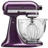 KitchenAid 5-qt. Artisan Design Design Series Stand Mixer, Plumberry
