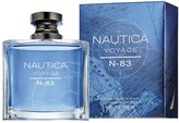 Nautica Voyage N83 for Men-3.4-Ounce EDT Spray