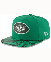 New Era New York Jets On-Field Color Rush 9FIFTY Cap