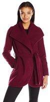 Jack by BB Dakota Women's Madera Wrap Coat