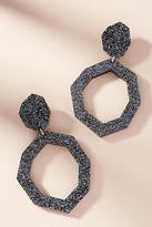 Diana Broussard Eurydice Glitter Drop Earrings